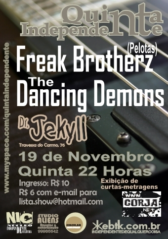 The Dancing Demons Freak Brotherz1