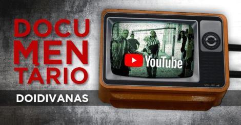 Banda Doidivanas lança documentário e participa do SarauElétrico